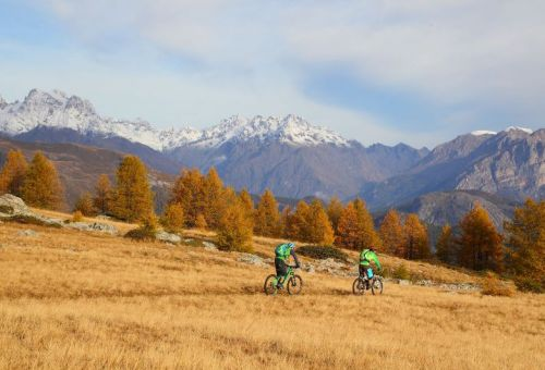 Best mountainbike trails around Guillestre are starting from the house. More endless possibilties for biking are nearby: Briancon, Montgenèvre, Vars, Risoul, Les Orres, Queyras